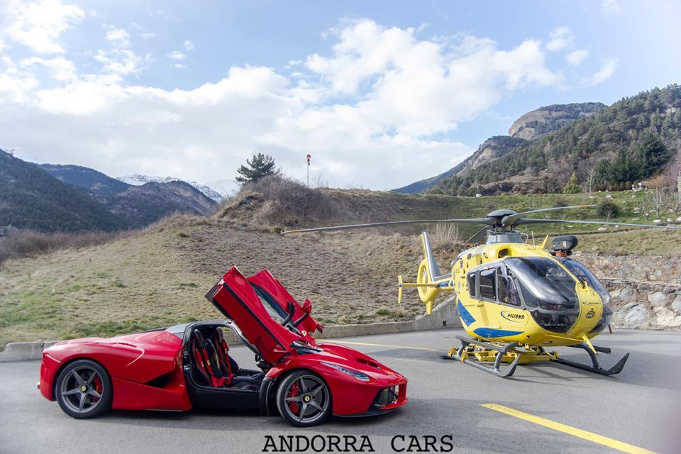 феррари вертолет