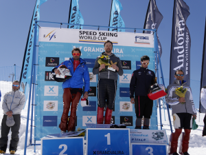 speed skiing world cup 2017 andorra