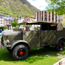 Cars from 60th weekend in Encamp