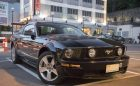 Ford Mustang GT black