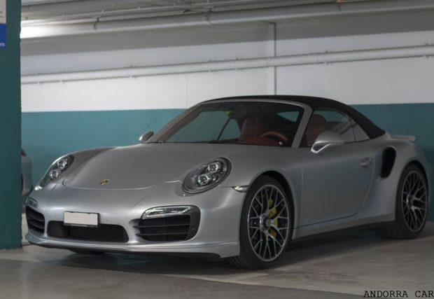 Porsche Turbo Cabriolet!