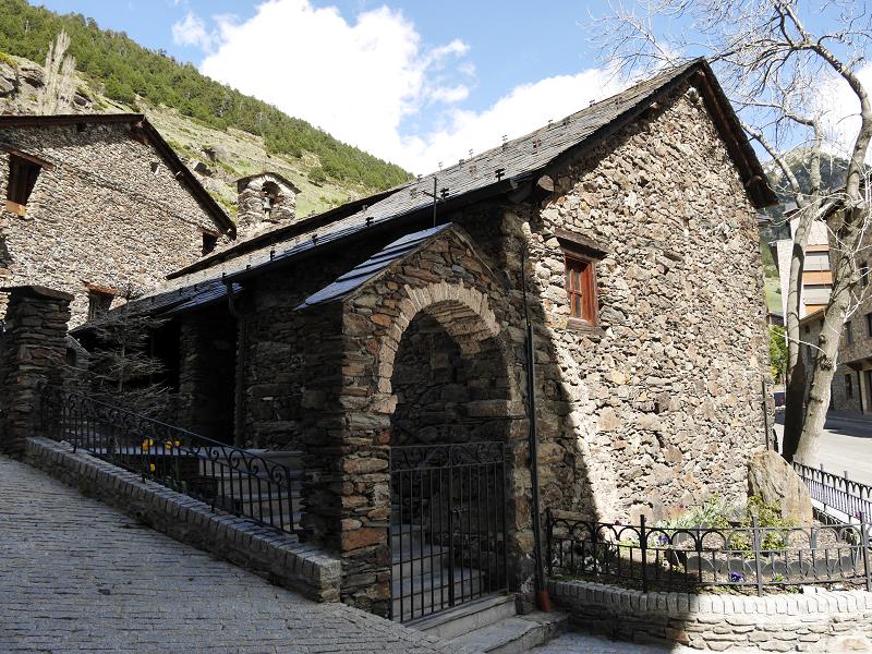 Sant Bartomeu de Soldeu church