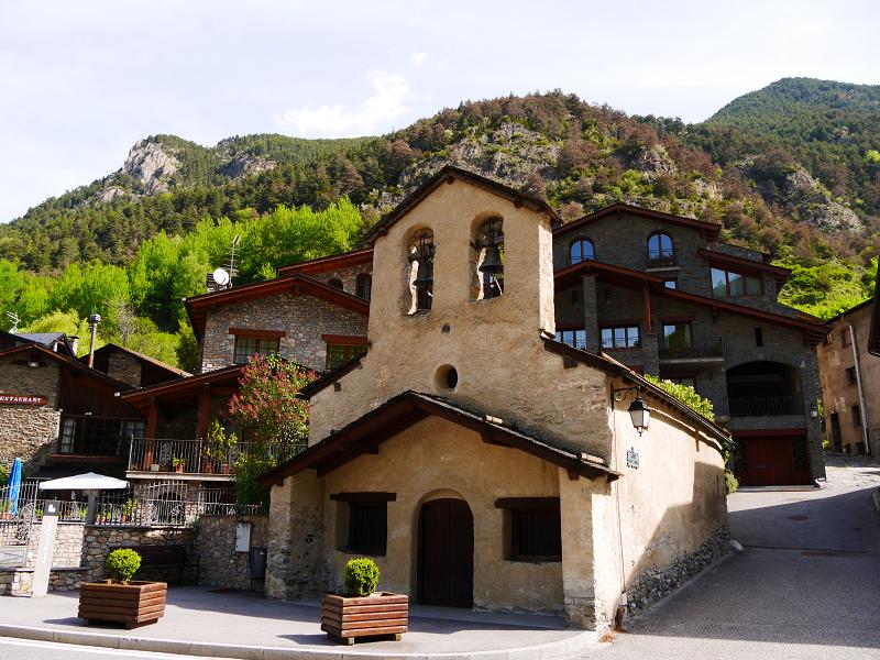Sant Roma d'Erts church