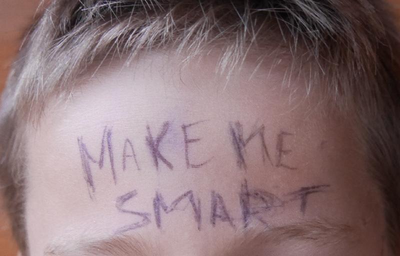 make me smart