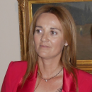 """""""Pour le championnat du monde de ski alpin nous construirons des tribunes, un parking et un centre de presse,"""" a dit la ministre de la Culture, de la Jeunesse et des Sports d'Andorre Olga Gelabert"""