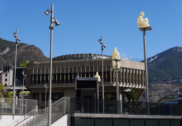 restructuring of the Ministry of State Relations of Andorra