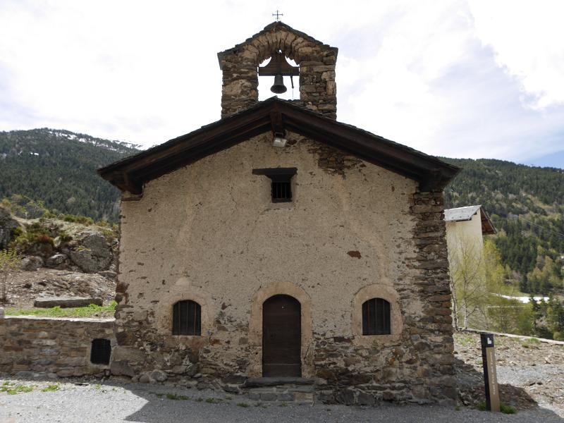 sant pere del tarter church