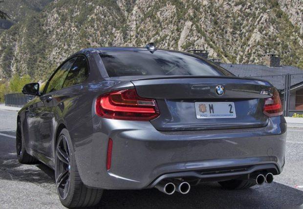 Bmw M2 grey