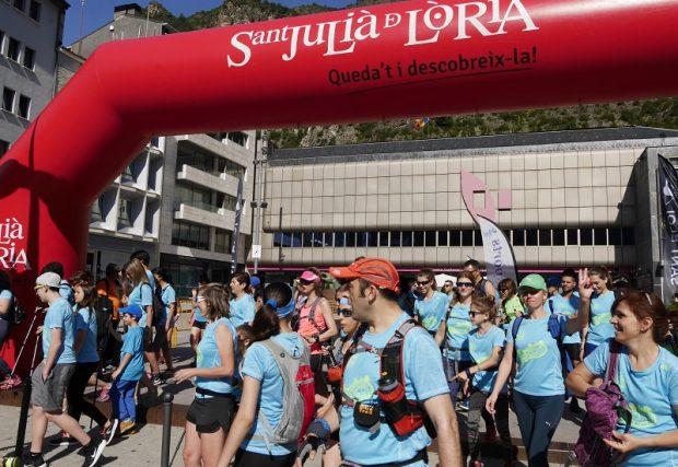 Tomb Lauredià sports walking event_2017_sport day