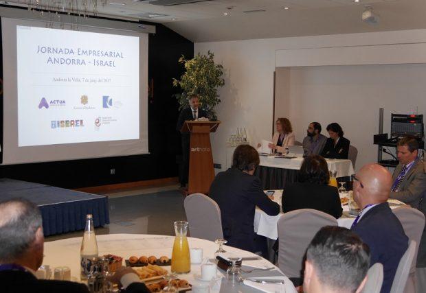 andorra israel business 2017