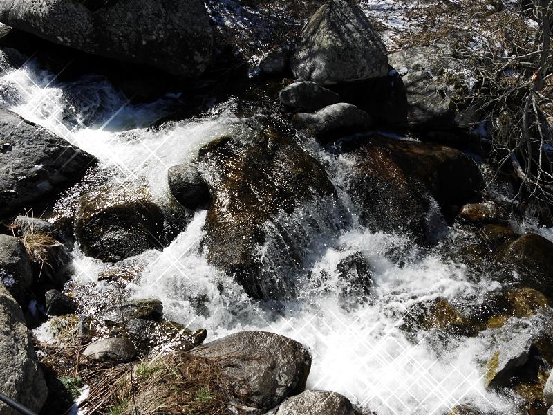 arinsal water spring andorra