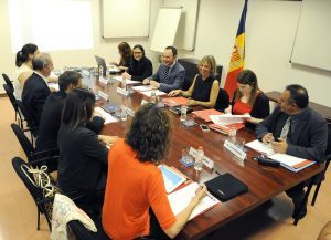 gender violence commission andorra 2017
