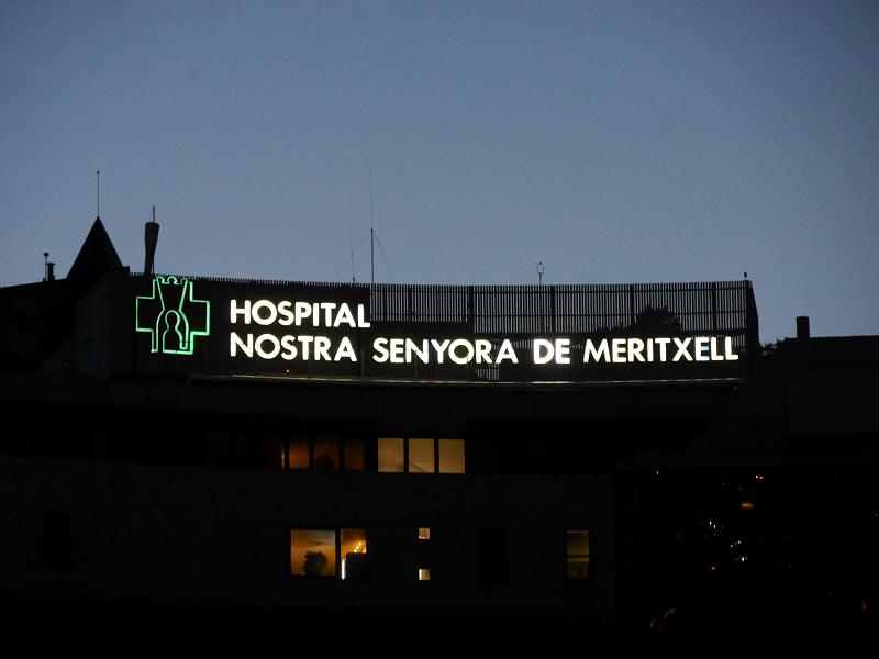 hospitalisation en Andorre