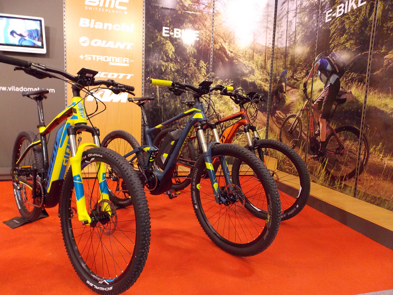 provision of services for electric bicycle using in Andorra