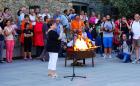 sant joan fire festival