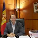 """""""Notre but est la création d'infrastructures pour les compétitions internationales"""", a dit le président de La station de ski d'Andorre Vallnord Pal Arinsal David Baró Riba"""