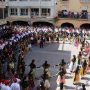 В Ла Сеу д'Уржель с 21 по 25 августа будет проходить конкурс национального танца Серда