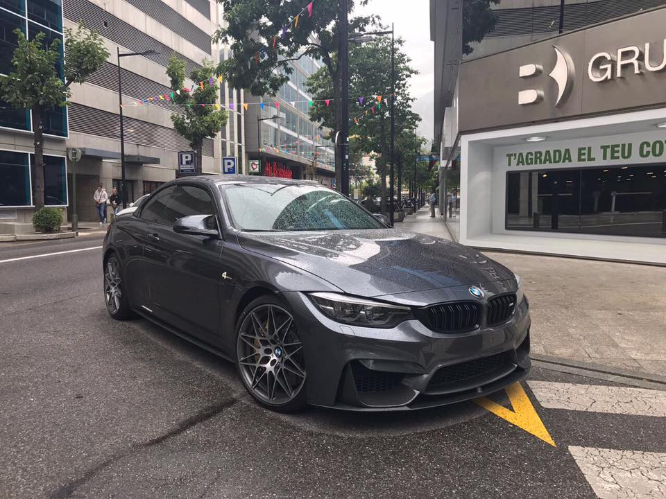 bmw m4 cabrio competition package all andorra. Black Bedroom Furniture Sets. Home Design Ideas