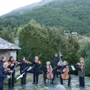Symphony Orchestra of Toulouse: Andorra, Sant Miguel d'Engolasters (19.09.2017). The best of Joseph Haydn
