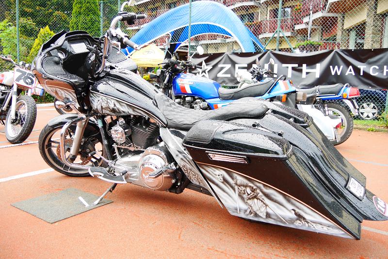 Crusader Motorcycle: Andorra • ALL ANDORRA