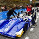 Auto race Trophée des Pyrénées 2017. Andorra. Ordino-Arcalis. 01.10.2017