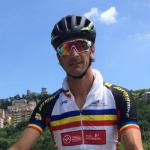 """""""La popularité du cyclisme en Andorre rattrape celle du ski"""", – estime Guy Díaz Grollier, l'un des plus forts cyclistes andorrans, à la fois coureur sur route et en VTT"""