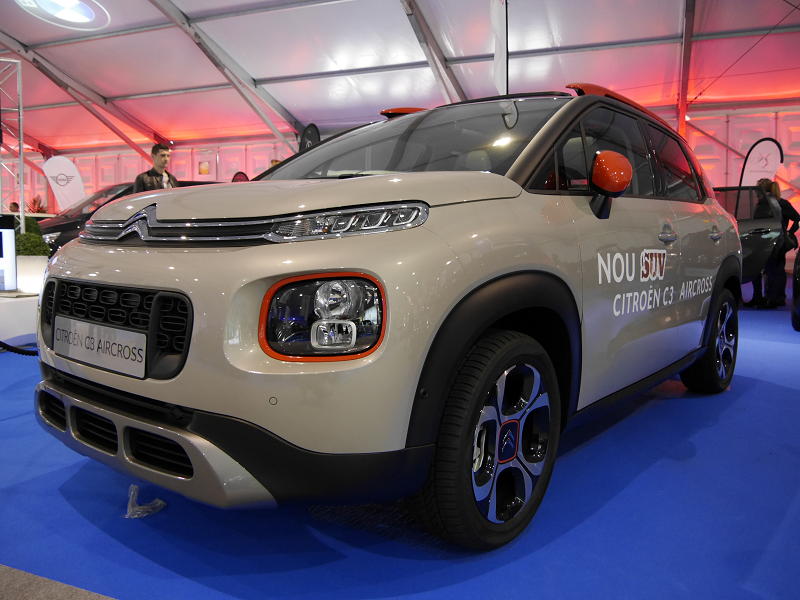 citroen c3 suv aircross all andorra. Black Bedroom Furniture Sets. Home Design Ideas