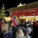 The Christmas market 2017-2018 was opened in Andorra