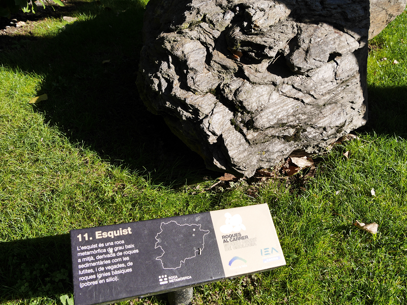 Geologia i roques. Pirineus: Andorra