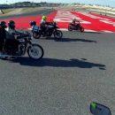 Благотворительный мотоциклетный заезд Motorada (Каталония) собрал 1000 евро – деньги будут перечисленыдля борьбы с инфекционными заболеваниями