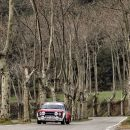 "The second historical rally of Catalonia ""Trofeu Dues Catalunyes"" takes place on 2d and 3d March 2018"