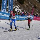 Font Blanca Andorre Arinsal Course verticale 2018