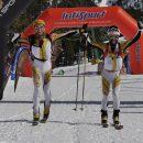 Ski mountaineering. Skimo 10. Andorra Vallnord