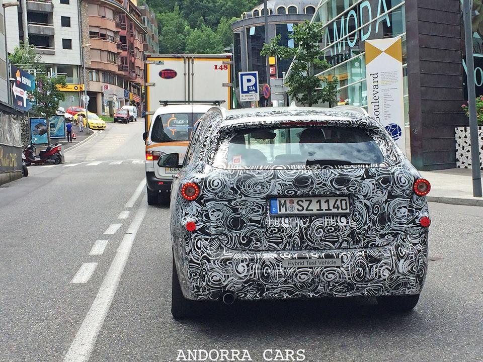 BMW X5 : voiture hybride