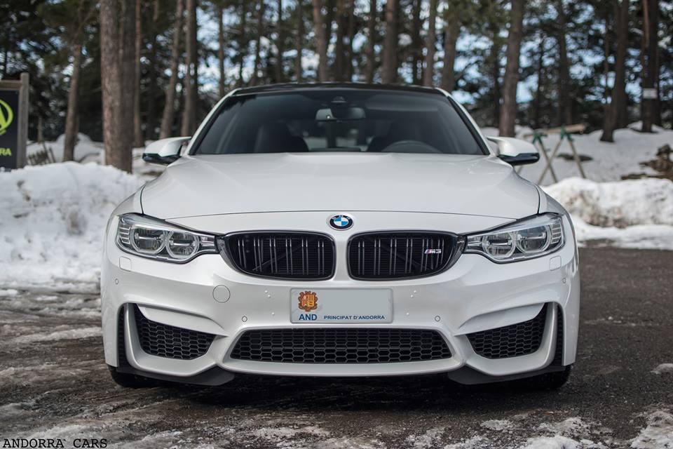 BMW M3 Competition Package: 450 HP • ALL ANDORRA