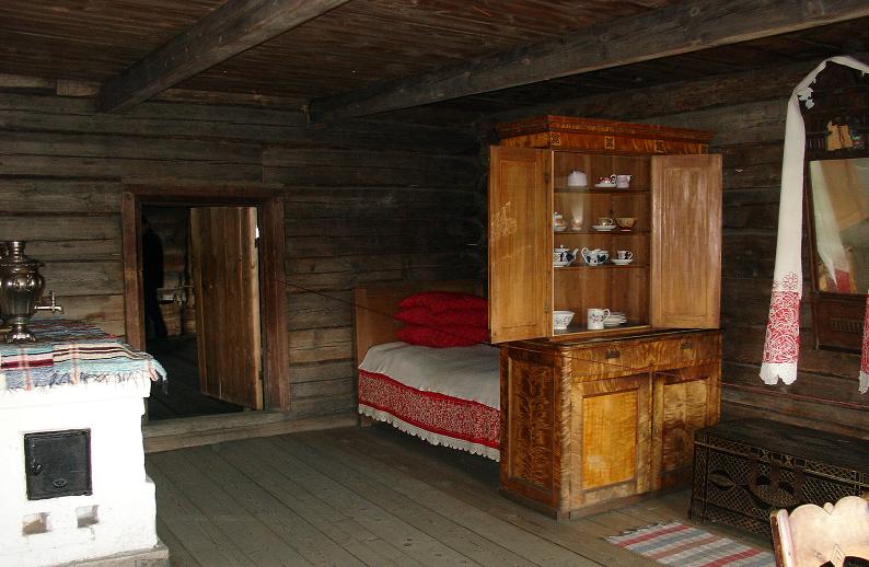 design moderne la maison du xvii me si cle l 39 int rieure kizhi la russie la patrimoine de. Black Bedroom Furniture Sets. Home Design Ideas