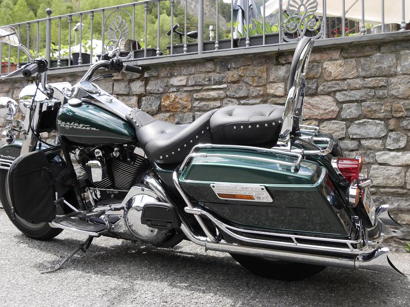 Harley Davidson Road King: 86 HP In Erts • ALL ANDORRA