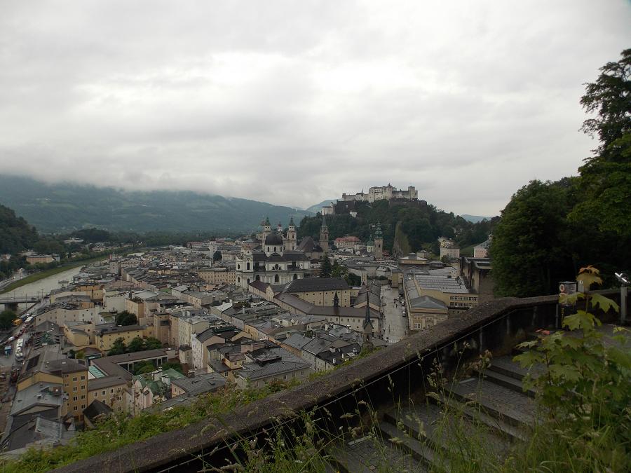 Modern Design Urbanization Of The Cities Salzburg