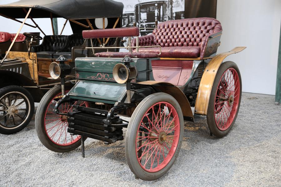 Peugeot Vis-À-Vis Type 17. Сделано во Франции
