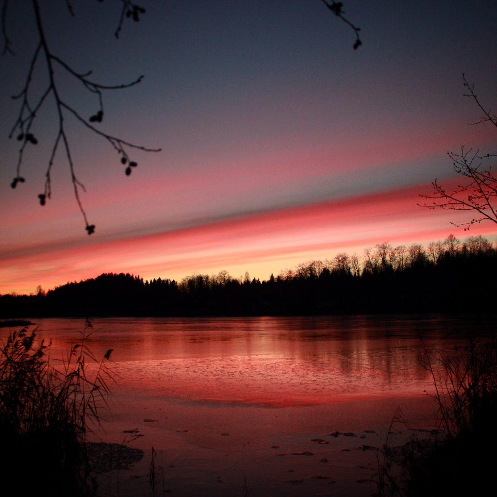 lac Somino Valday Russia