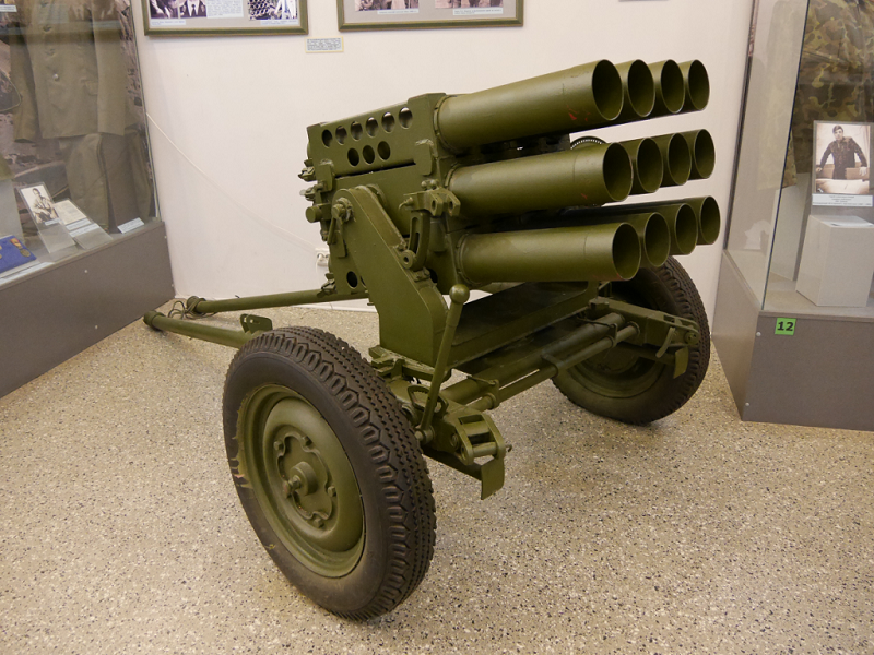 Army of China: the Type 63 multiple rocket launcher • ALL ANDORRA