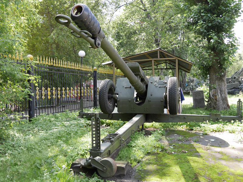 Obusier 122 mm D-30 : artillerie Soviétique
