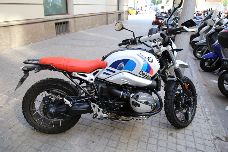 BMW Motorcycles: Paris-Dakar • ALL ANDORRA