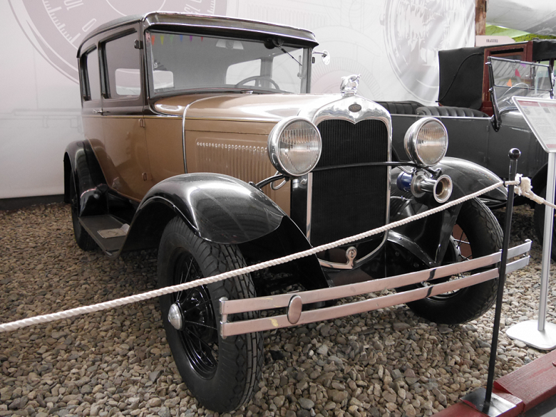 Ford A : voiture ancienne