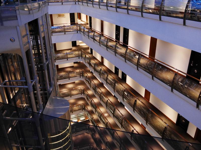 Modern design ararat park hyatt hotel moscow all for Design hotel mosca