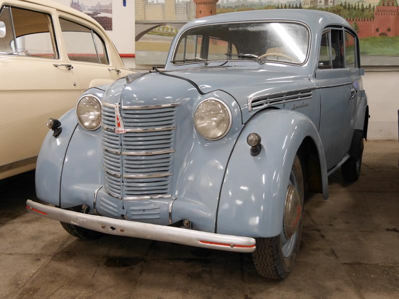 Moskvich 401 : voiture Soviétique