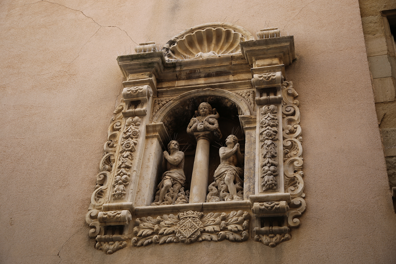 La première cathédrale de Vic, de l'Apôtre Saint-Pierre ou de Santa Maria la Rodona