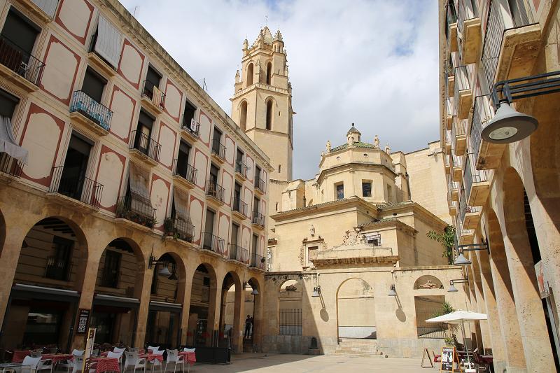 L'église Saint-Pierre de Reus