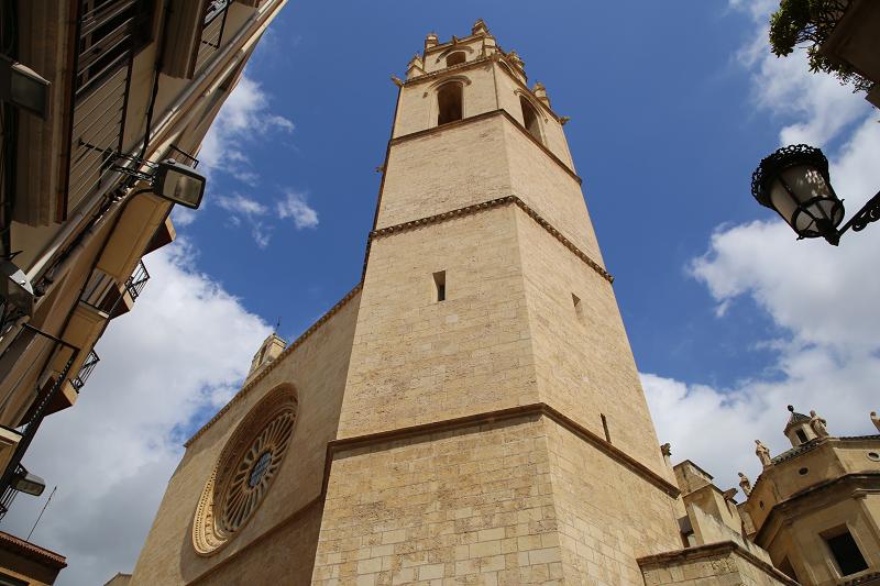 L'église Saint-Pierre de Reus_ le clocher