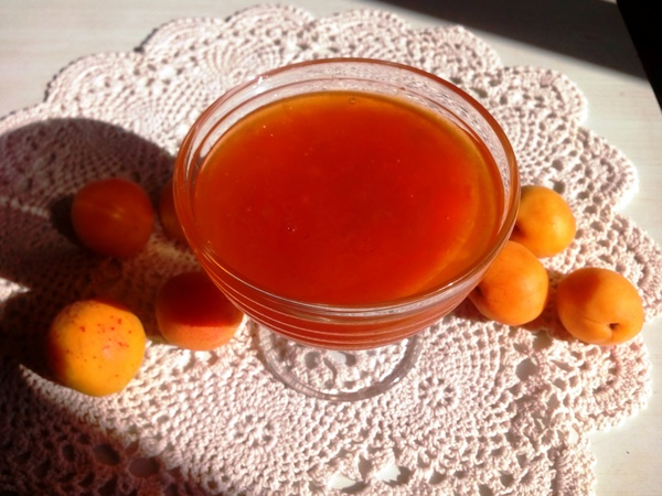how to make apricot jam step by step